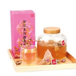 Chua Lam Rose Flavored Luo Han Guo Tea Bag