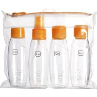 Go Travel Cabin Bottles Set