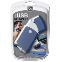 Go Travel USB Shaver