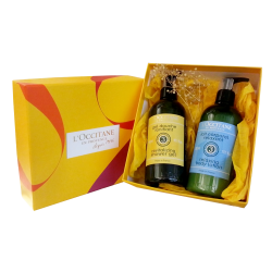 L'Occitane Aroma Body Care Set