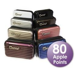 Apple Cosmetic Case
