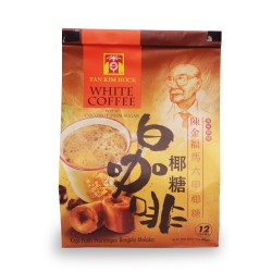 TKH White Coffee with Coconut Palm Sugar