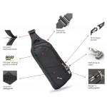 Pacsafe Vibe 150 anti-theft cross body pack