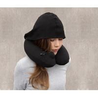 Travelmall Switzerland Inflatable Nursing Neck Pillow (Unisex & Camel-Back Shape Design)