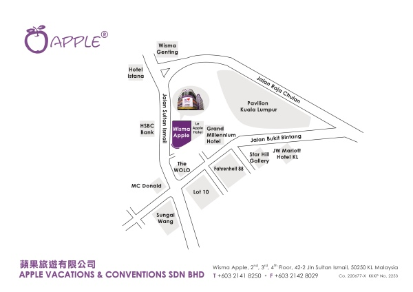 Location map - Wisma Apple resize