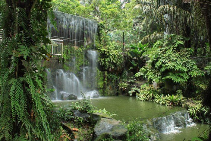 吉隆坡一方绿洲 湖滨公园(lake Garden Kuala Lumpur) Apple 101 176