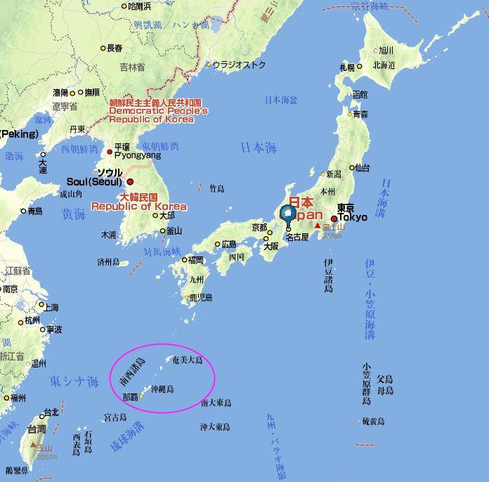 冲绳成日本旅游最满意景区