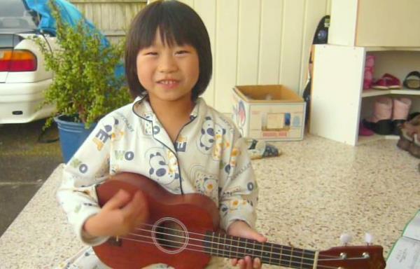 童年 ukulele谱子
