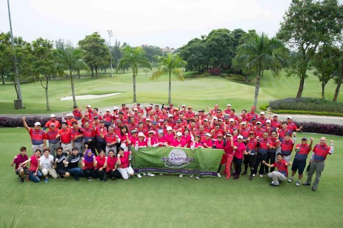 蘋果旅遊高尔夫球王者之王挑战赛2013(ACOC 2013)