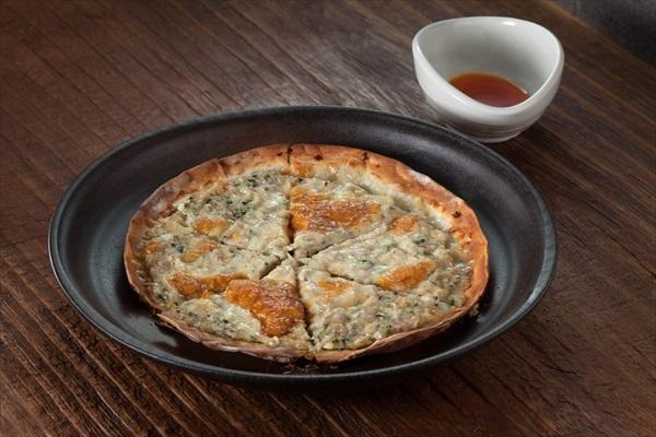 Gonpachi pizza