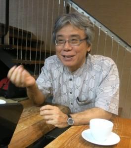 冲绳观光会议局会长上原良幸