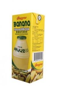 BINGGRAE 香蕉牛奶