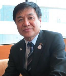三重县雇佣经济部观光国际局局长加藤敦央