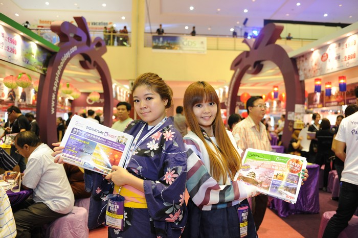 日韩配套依然是今年的旅游主流地点。