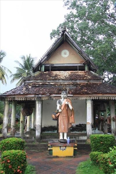 相信为最早建立的寺庙