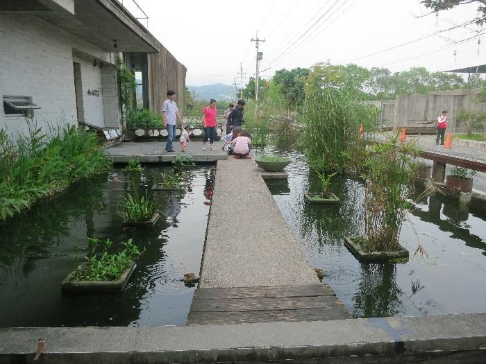 水和草相互融合的景致,有feel!