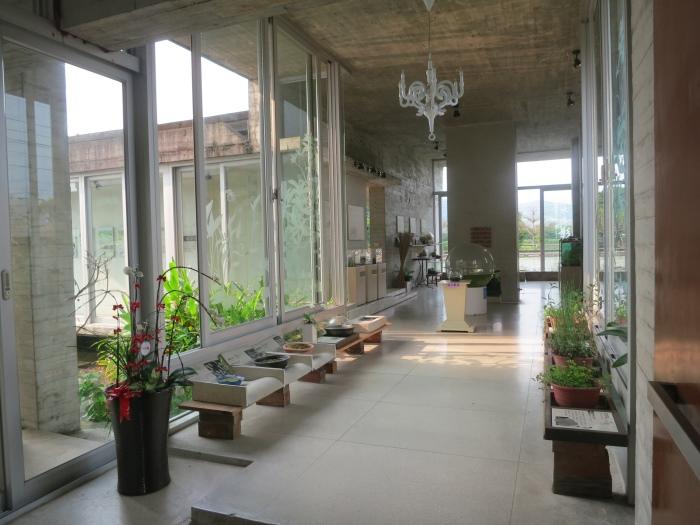 文化馆内记载着水草种种事迹。