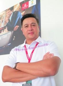 阿联酋马来西亚总经理Kavin Martinus