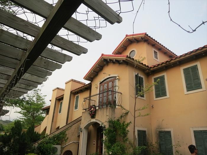 托斯卡尼(Tuscany)住宿区还原意大利托斯卡尼氛围,让你能透过环境为心灵转换场景。