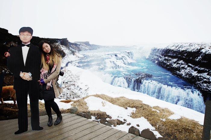 冰岛 ‧ 居德瀑布瀑布 (GULLFOSS WATERFALL – ICELAND)