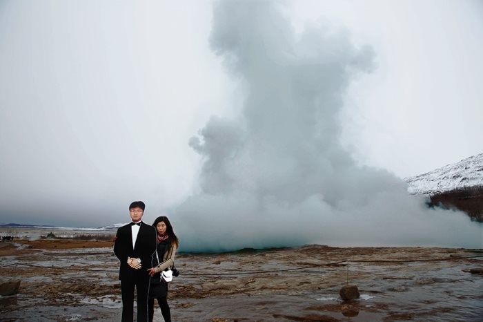 冰岛 ‧ 間歇泉 (GEYSIR – ICELAND)