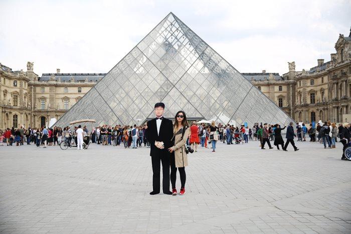 法国巴黎 ‧ 卢浮宫 (LE LOUVRE – PARIS, FRANCE)