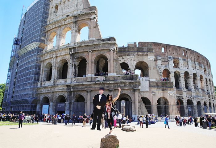 意大利罗马 ‧ 竞技场(COLOSSEO – ROME, ITALY)