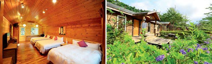 走自然路线的农庄木屋,感觉很温馨,很适合跟家人或朋友齐来共享欢乐时光。
