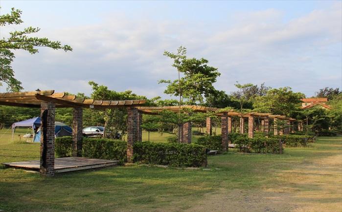 草原野餐区是供游客前来野餐的地区。