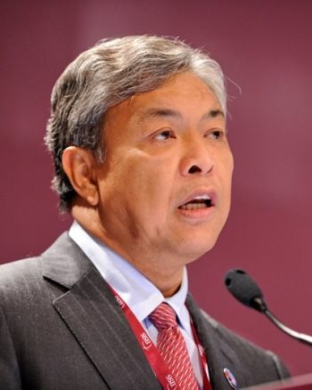 Datuk Seri Dr Ahmad Zahid Hamidi said the first stage would be applicable to ministers and government officers, and the second stage, to businessmen, third stage to civilians.