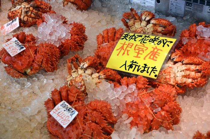 """日本人吃海鲜强调""""当造"""",不时不吃。"""