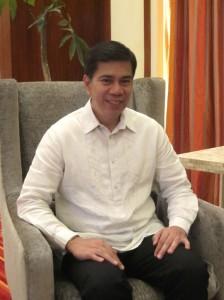 BENITO C.BENGZON,JR. 部长助理 菲律宾国家旅游局发展部