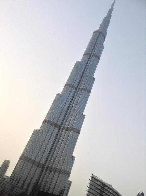 全球最高建筑 -- 迪拜塔