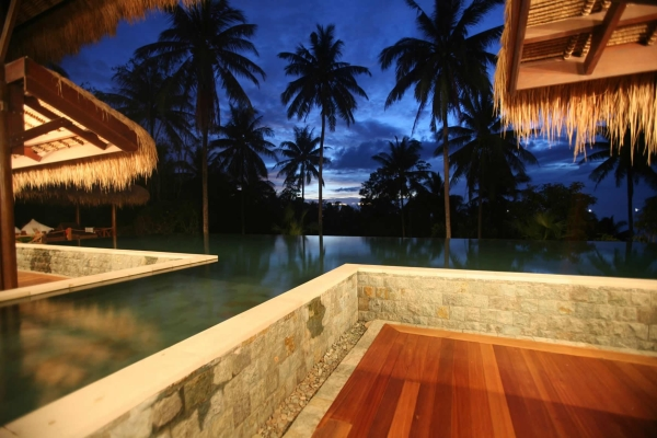 Hibiscus Villa on the north coast of Sabah (1)