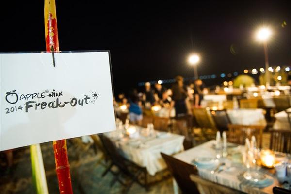 抵达当晚,我们到知名海滩Jimbaran享用海边浪漫晚餐!