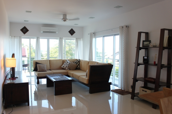 Langkawi three-bed apartment (2)