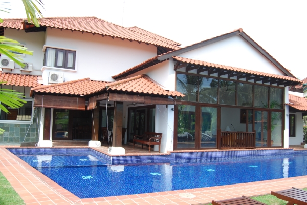 Malacca home with private swimming pool (1)