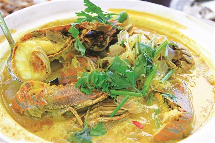 胡椒虾婆冬粉