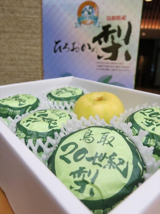8月下旬至9月中旬为20世纪梨的产季,有机会一定要试试!