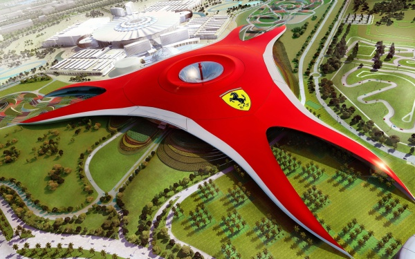 Ferrari-World-Abu-Dhabi-Uae
