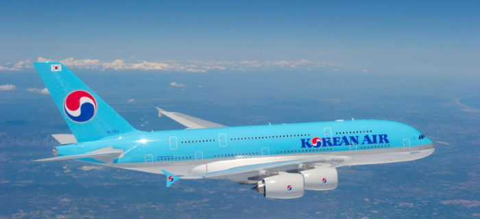 大韩航空(Korean Air)最新目地的推荐