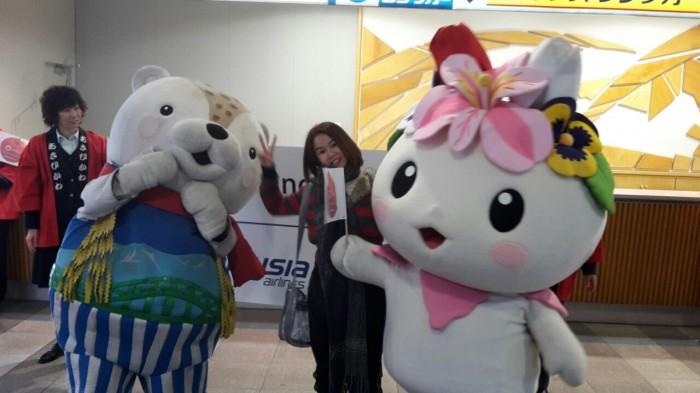 北海道欢迎你!