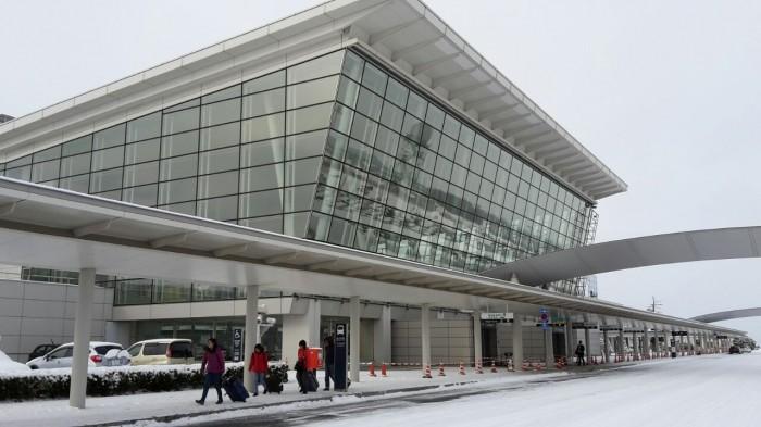 旭川国际机场。