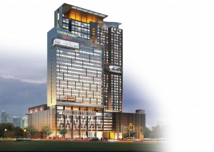 The Apple是结合旅游休闲和产业住宿新概念的高级公寓,坐落在马六甲世界文化遗产的旅游区域心脏地带。
