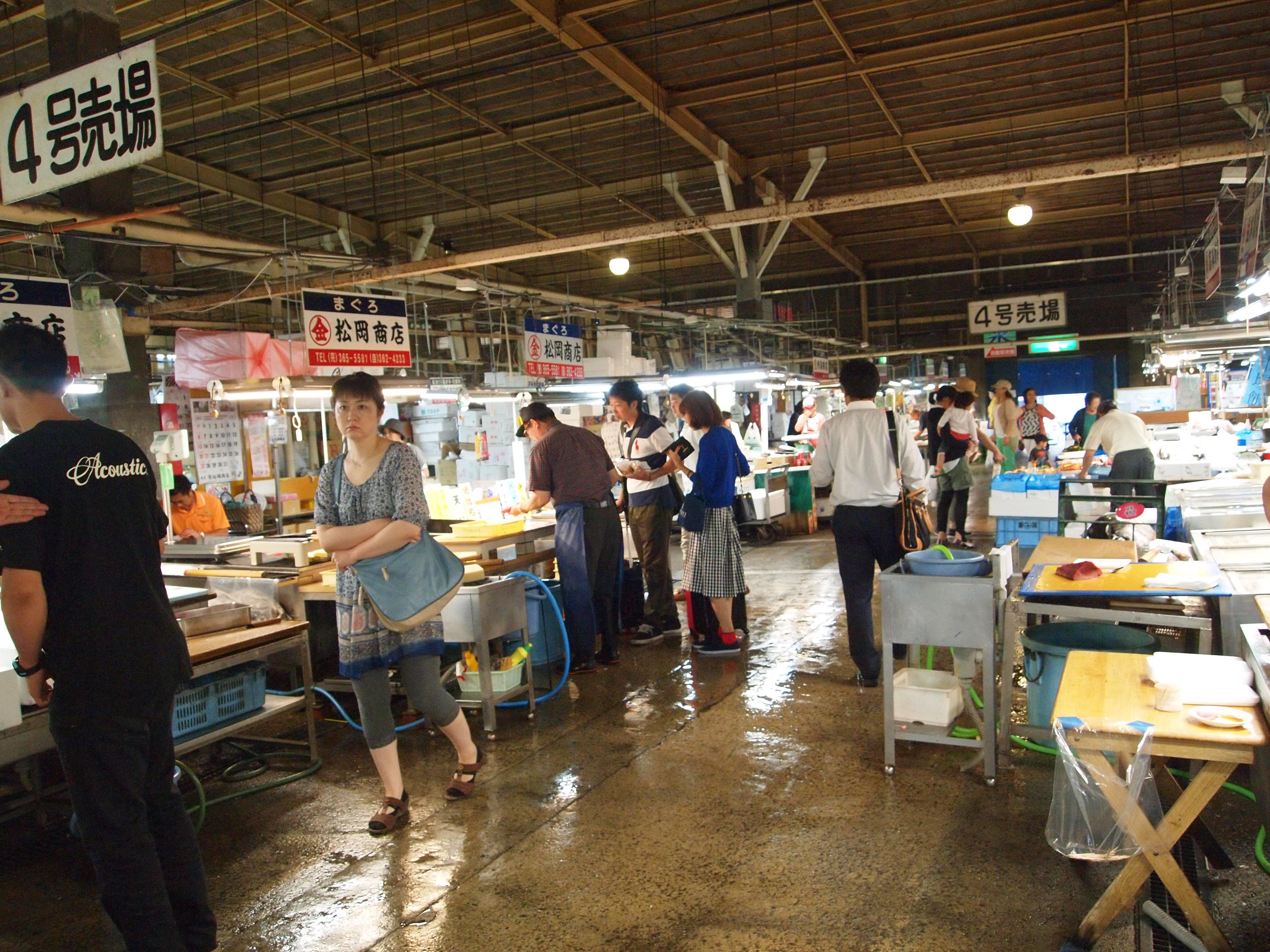 盐釜批发市场。
