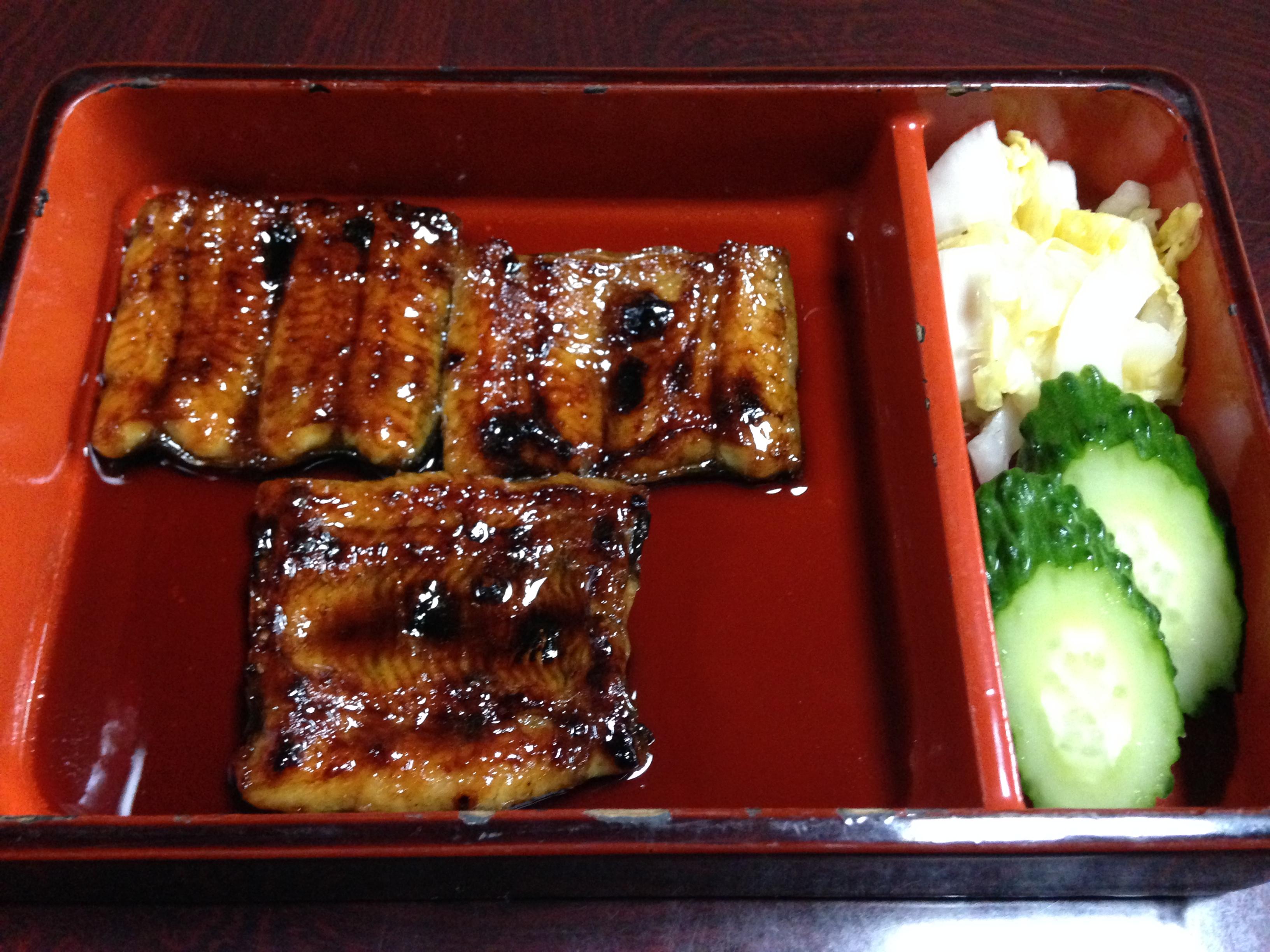 福岛美食:会津池家鳗鱼料理(Araike)