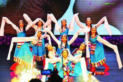 九寨沟四季卓玛大赛,将会评选出最漂亮及最具代表性的卓玛。