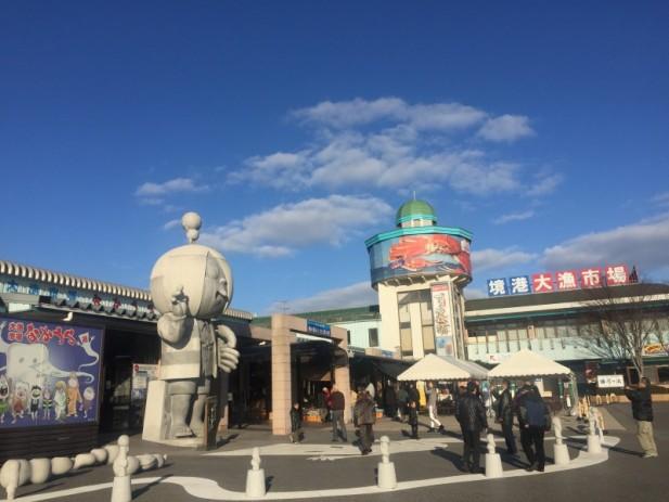 来到鸟取,就好像来到了妖怪世界,看百鬼游行!