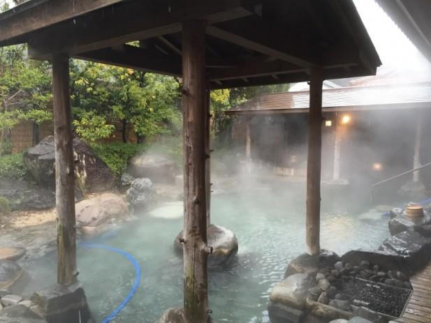 有温泉王国之美名的鸟取,在日本頗具知名度。