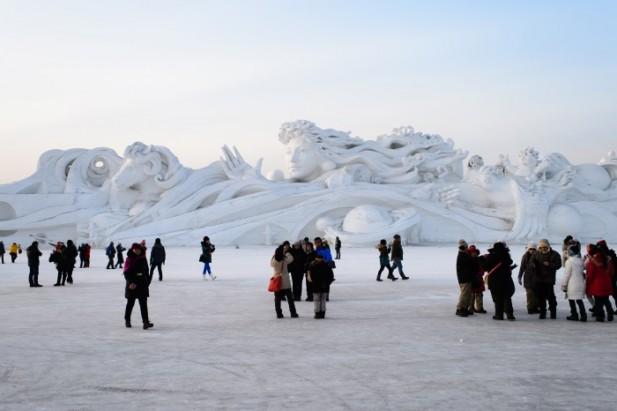 既然来到冰的国度,一定要前来感受独具特色的冰雪旅游文化,感受真正的冰雪奇缘!